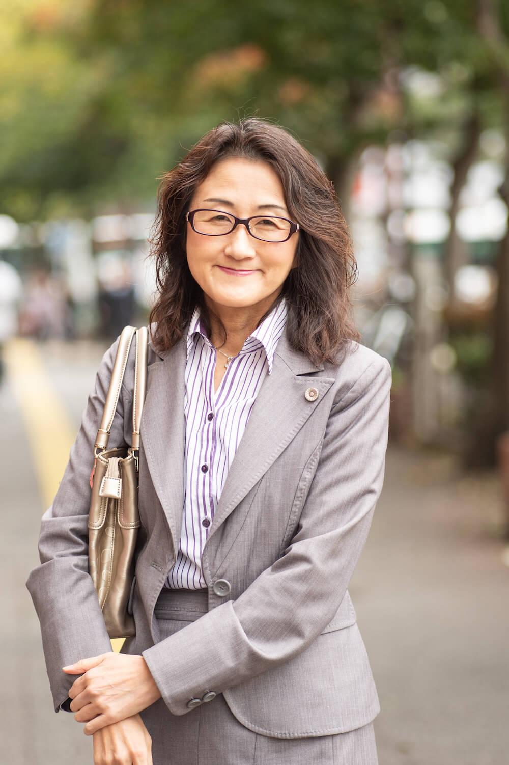 弁護士:中村伸子の画像